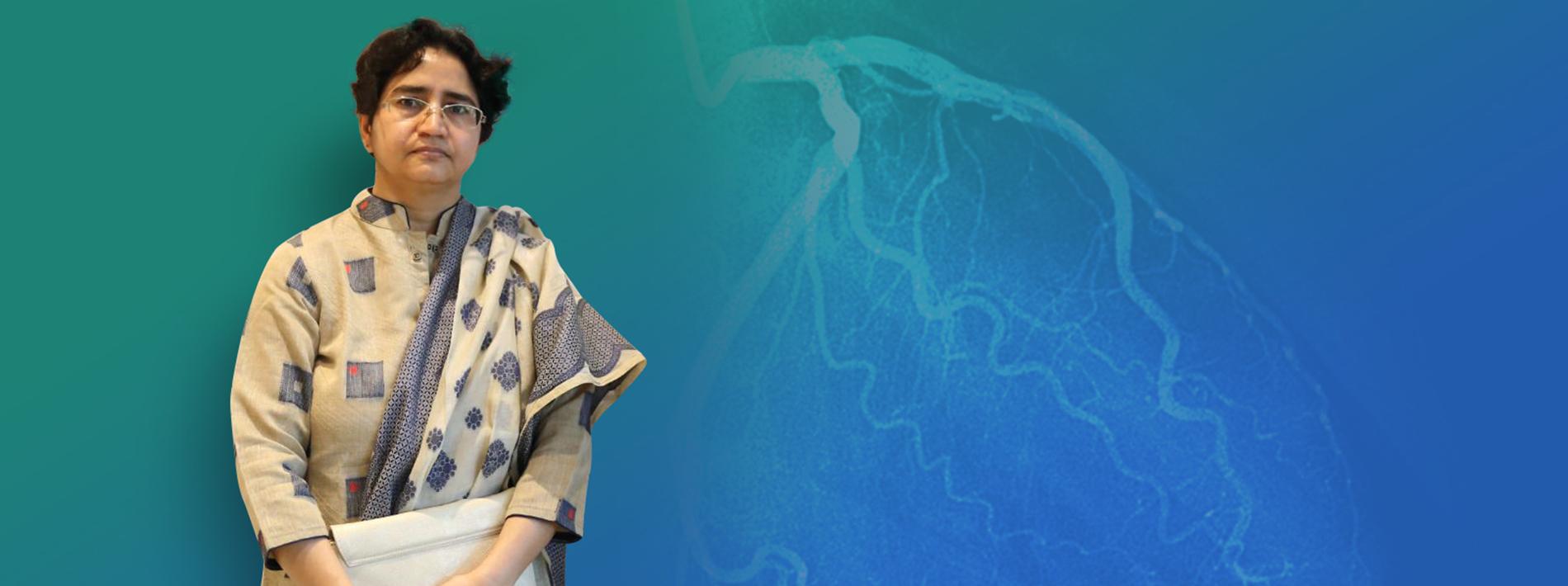 Dr  Kavita Tyagi | Best Cardiologist in Delhi | Cardiologist